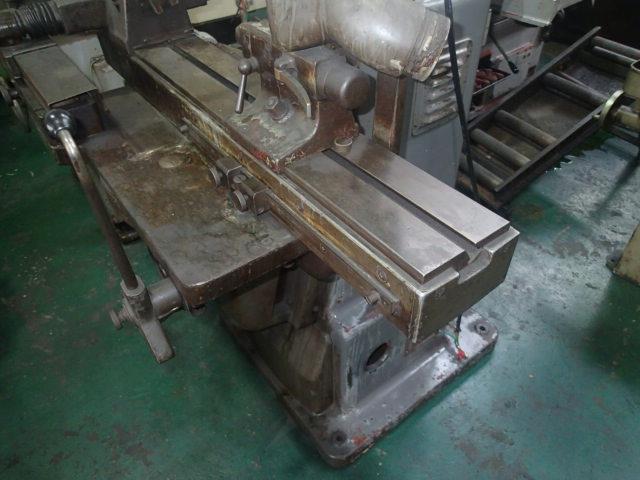 清和_SHG-16_ホブ刃溝研削盤