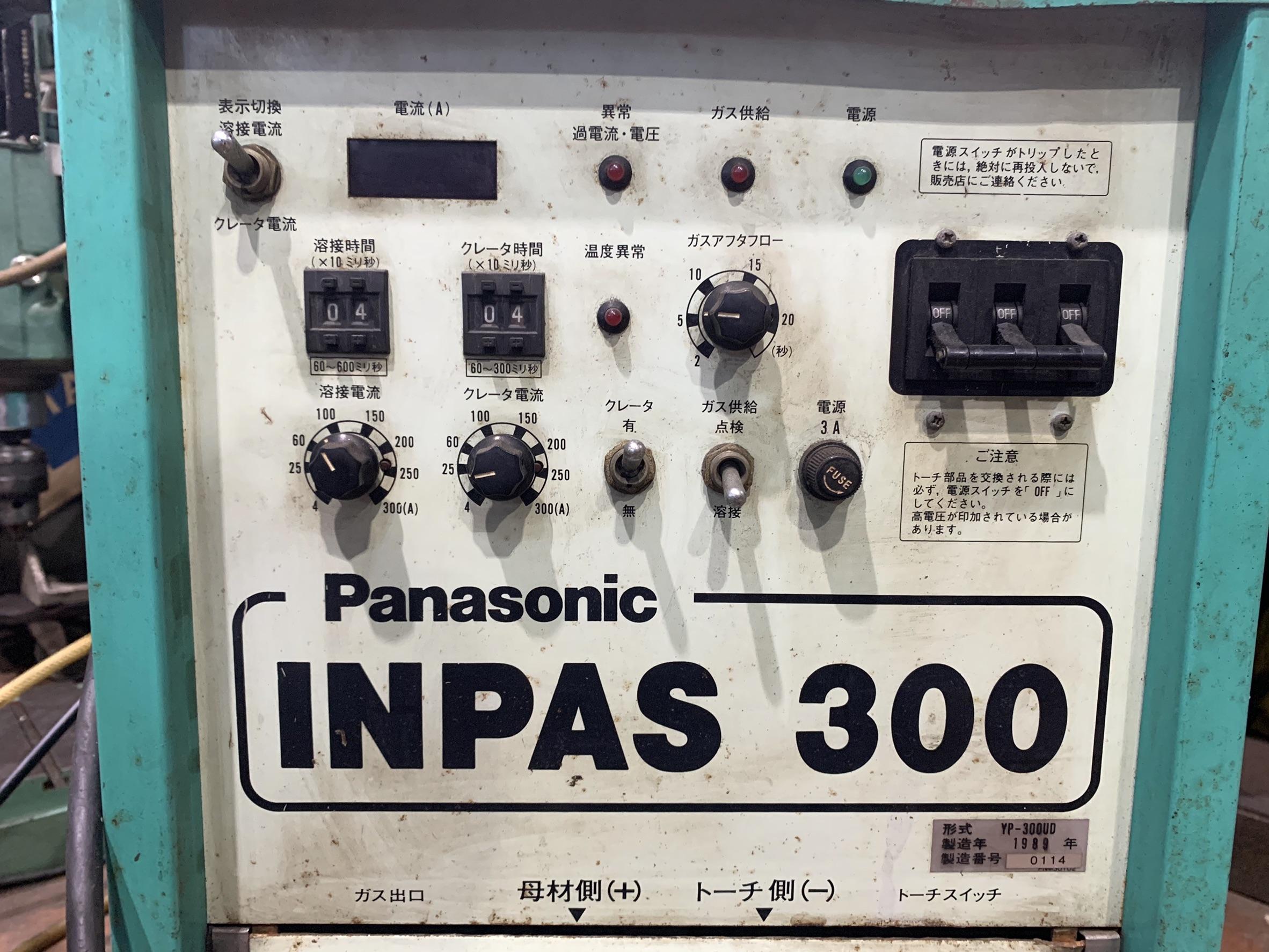 パナソニック_YP-300UD_スポット溶接機
