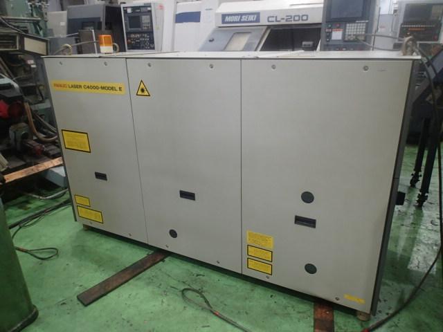 ファナック_C4000-MODEL-E_レーザー発振器