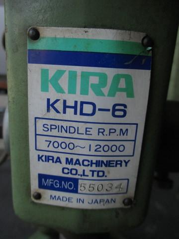 キラ(KIRA)_KHD-6_2.5mm卓上ボール盤