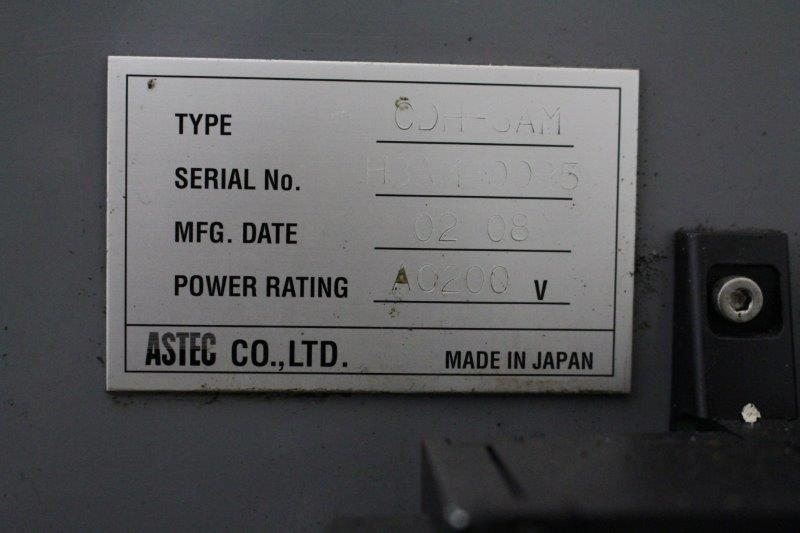 アステック_CDH-3AM_細穴放電加工機