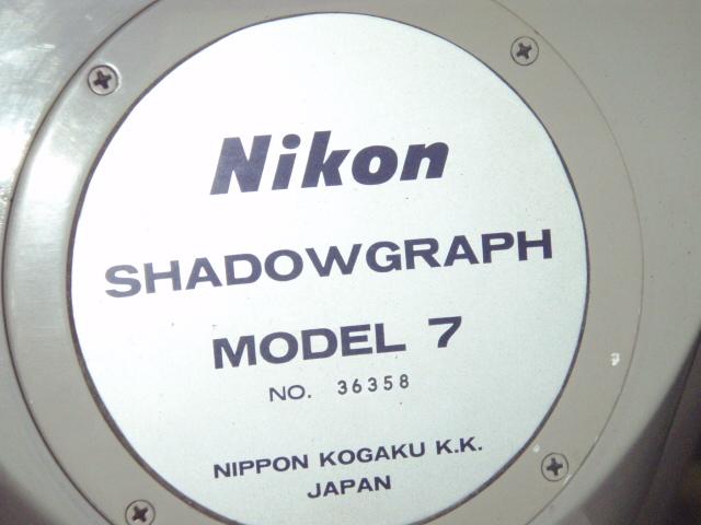 ニコン_MODEL 7_投影機