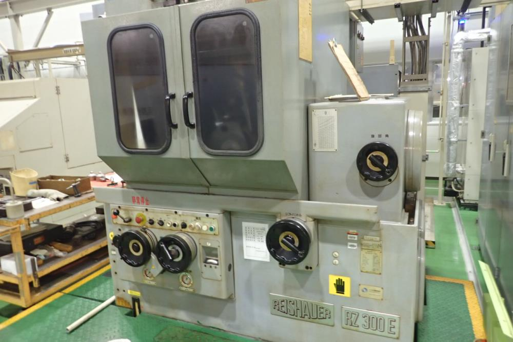 ライスハワー_RZ300E_歯車研削盤