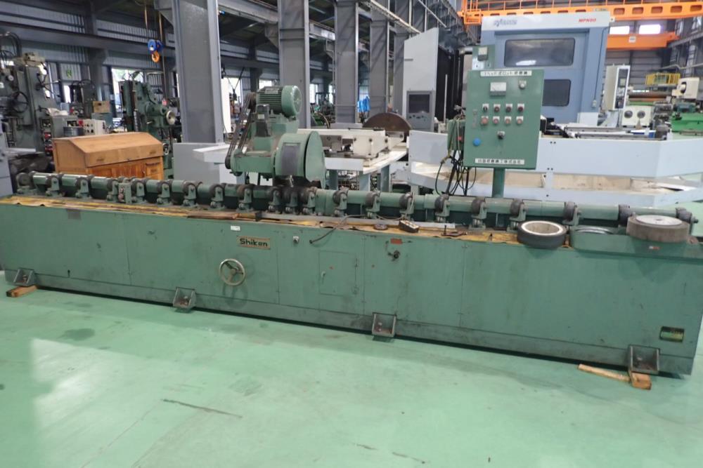 四国研磨_SP6M-500_ローラー自動研磨機