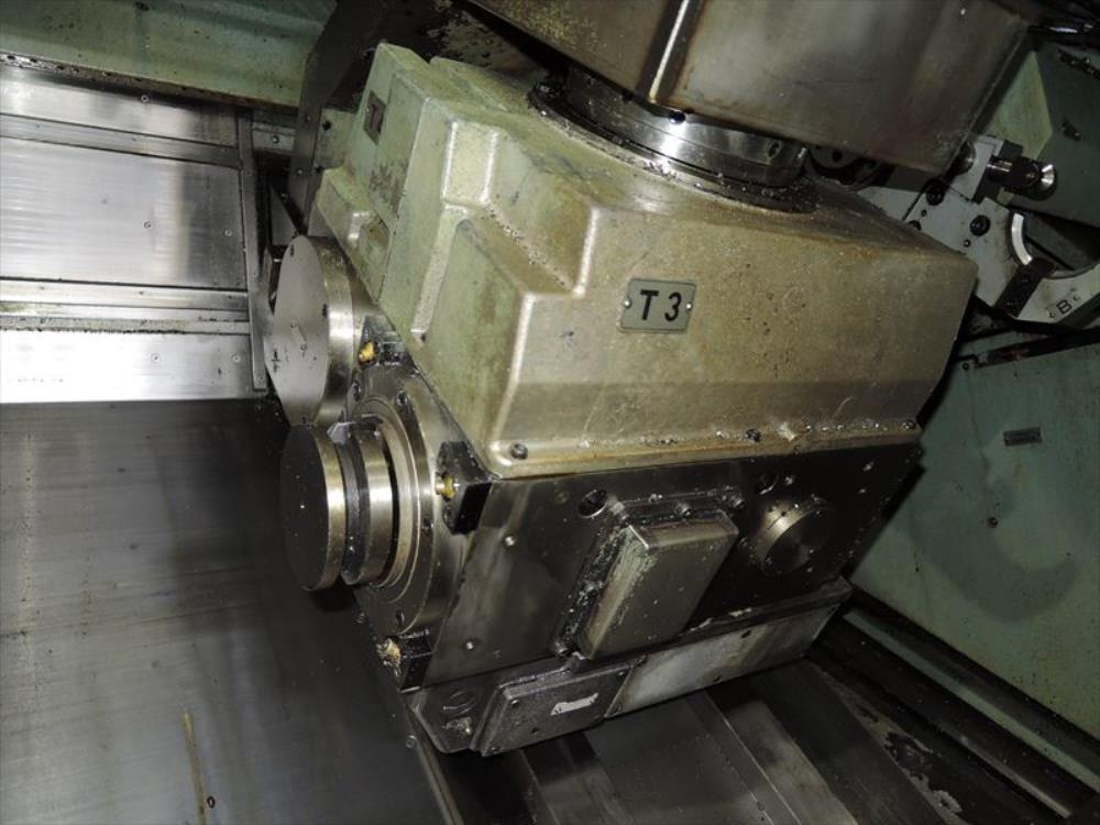 オークマ_LC40M-ATC_NC複合旋盤