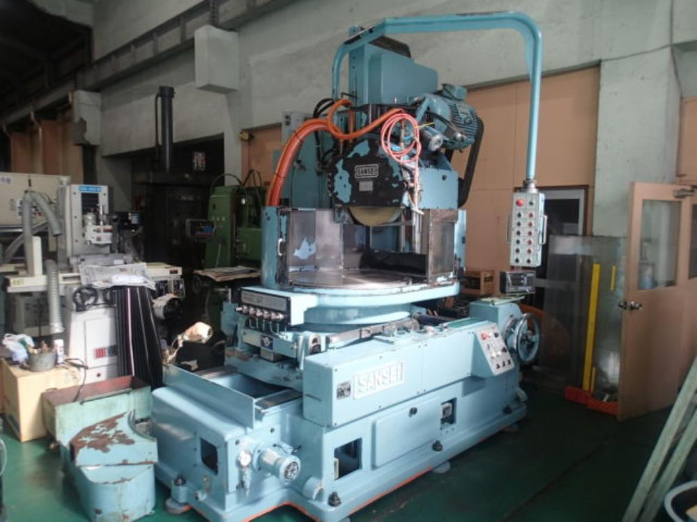 三正製作所_GK-800_ロータリー研削盤