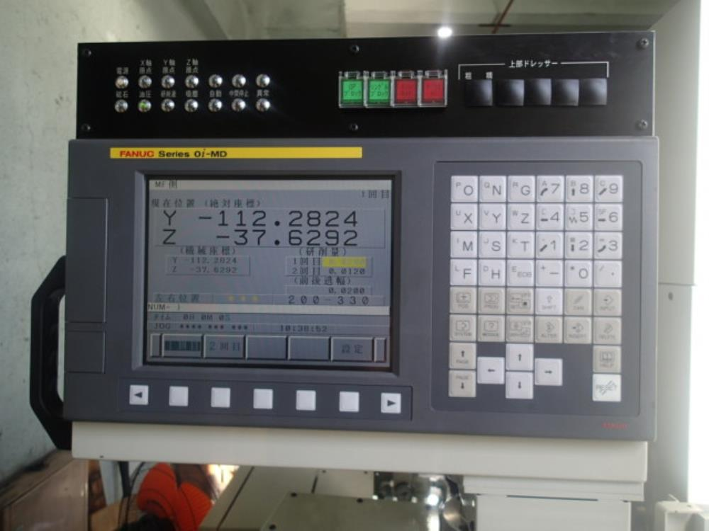 ニッコー_F-515CNC-DREAM_NC平面研削盤