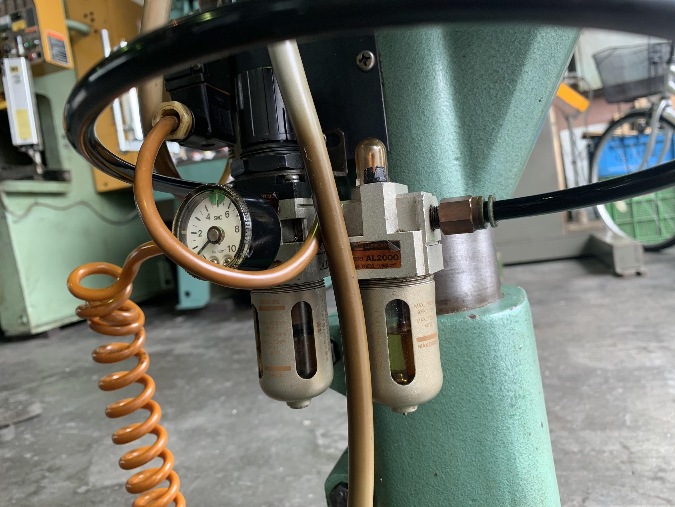 ブラザー_AF2-125_9mm自動送り卓上ボール盤