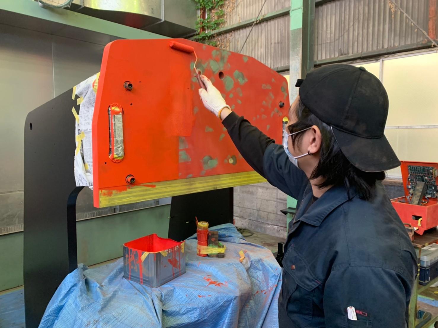 アマダ_RG-50S_1200mm油圧ベンダー