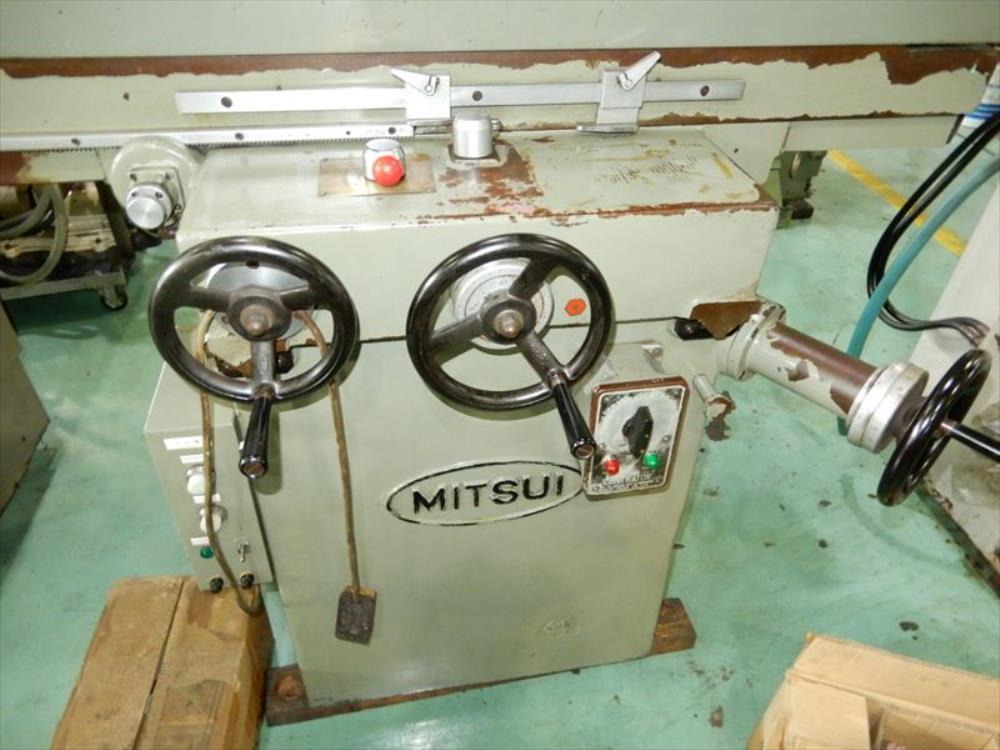 三井_MSG-250H-1_成形研削盤