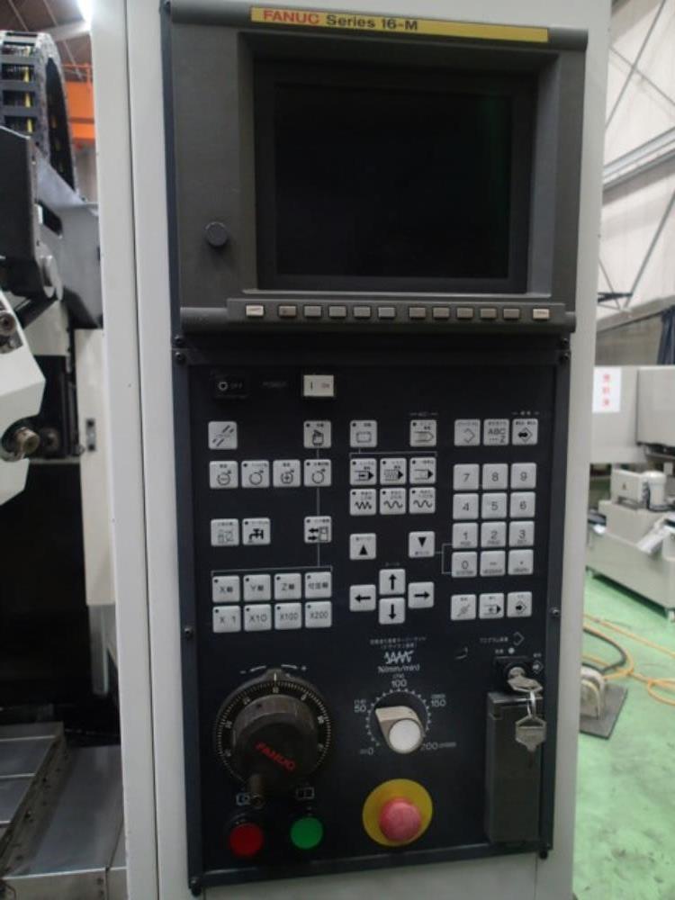 ファナック_α-T10C_ドリリングセンター