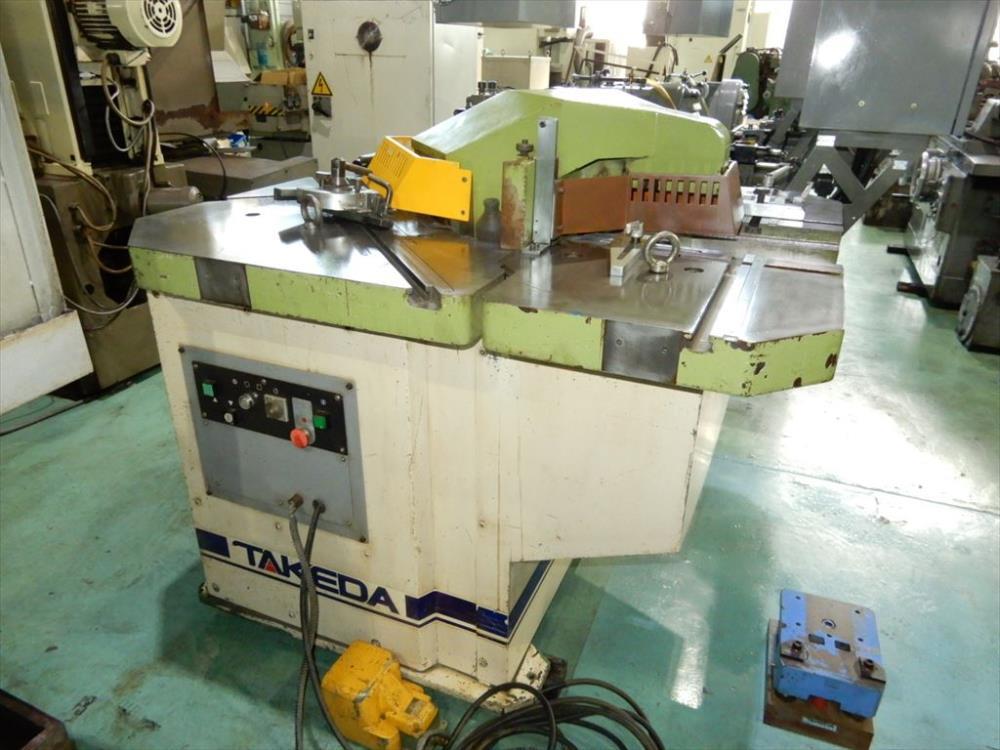 タケダ機械_TCN-256_コーナーシャー