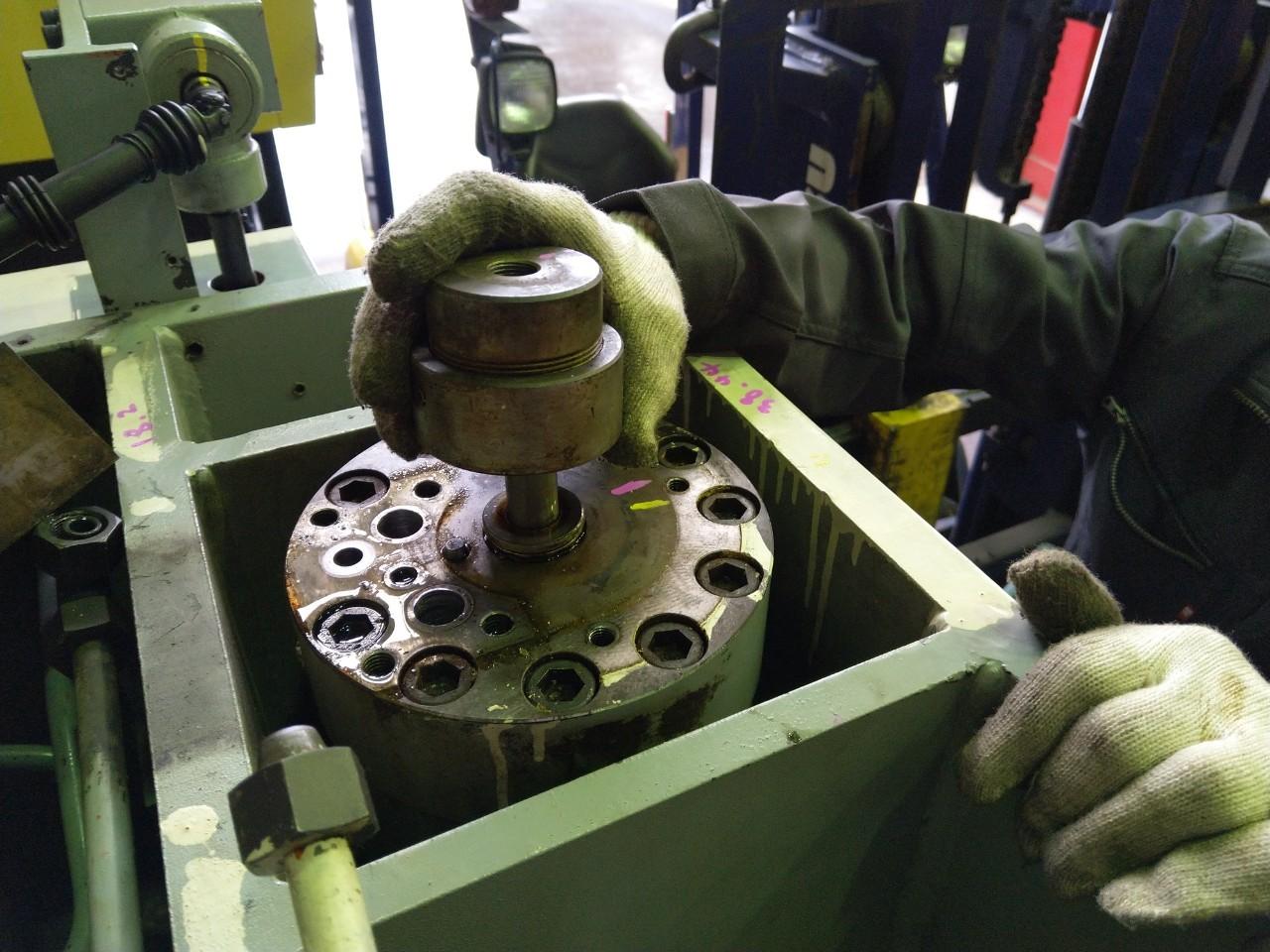 アマダ_SPH-30C_万能油圧ベンダー