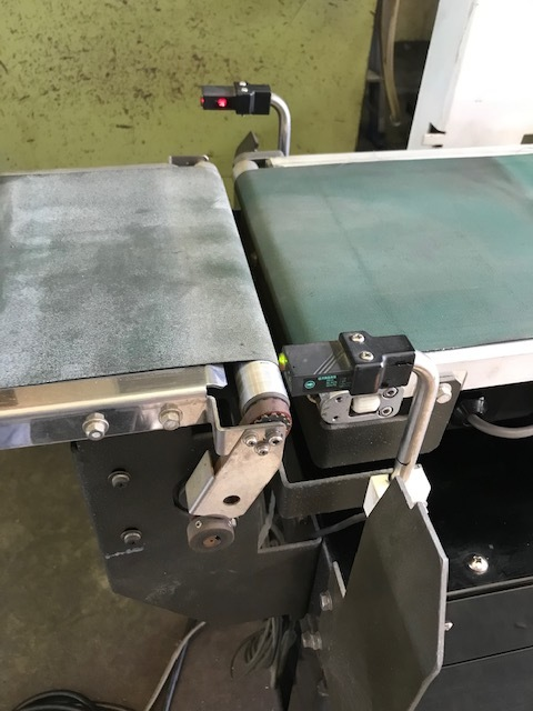 イシダ_DACS-EV-012-SB_秤量器 (オートチェッカー)