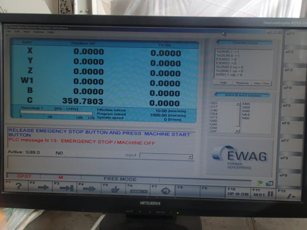 EWAG_rotoline_NC工具研削盤