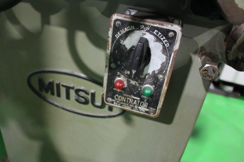 三井_MSG-250M_成形研削盤
