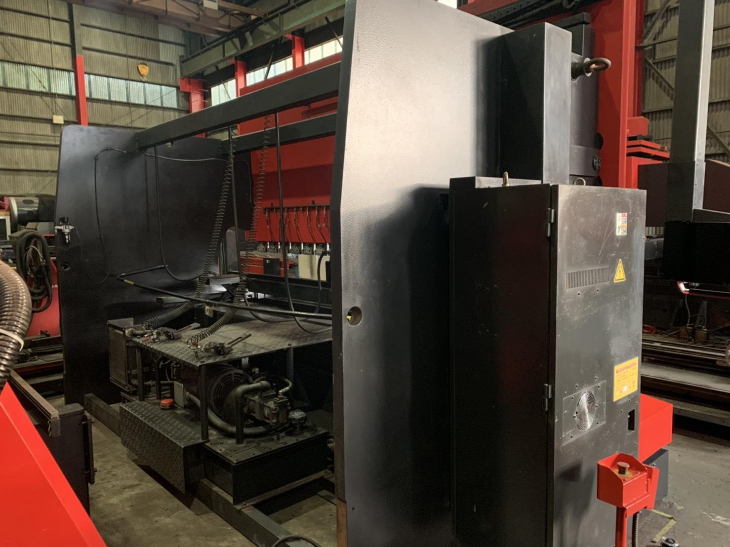 アマダ_FBDIII-1504NT_4000mm油圧ベンダー
