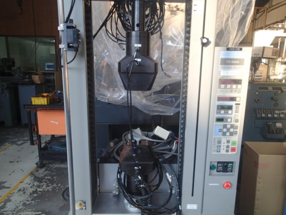 ミネベアミツミ_CRYSTA-APEX C574_引張試験機