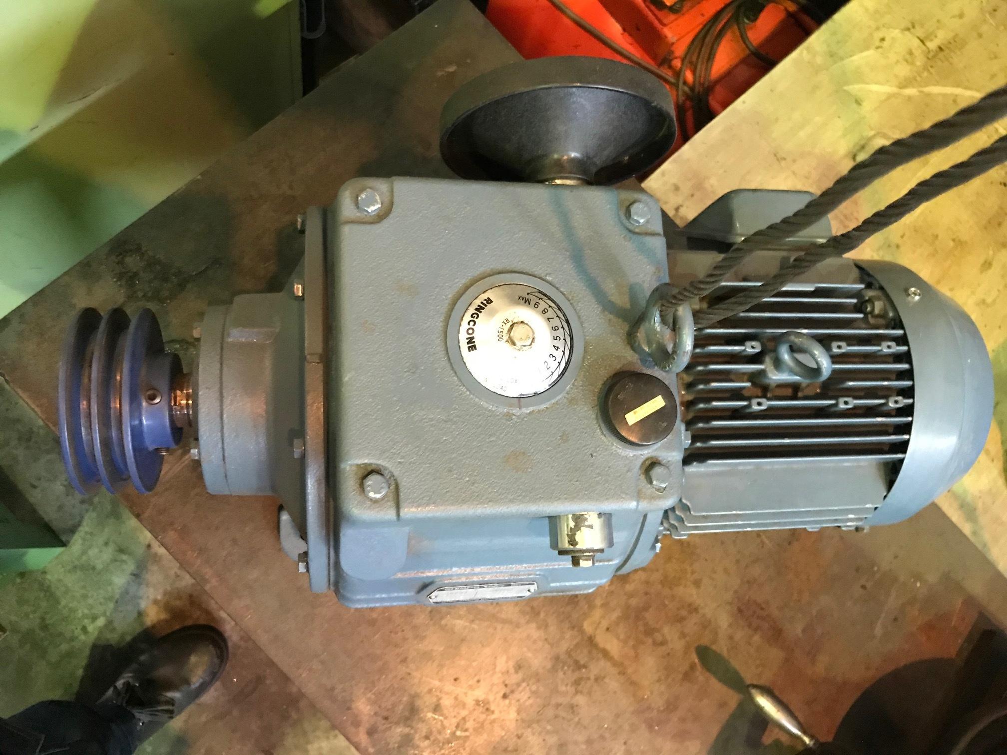 日本電産シンポ   Nidec_RXM-1500_モーター