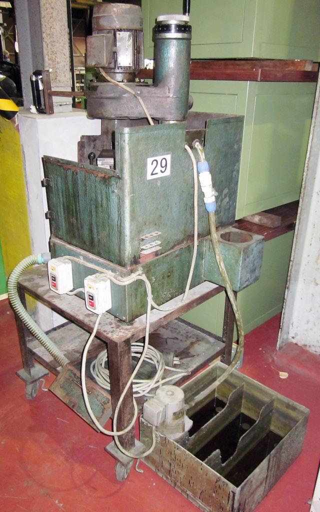 金型研磨機