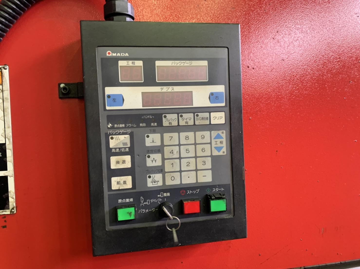 アマダ_FBDIII-1030LD_3000mm油圧ベンダー