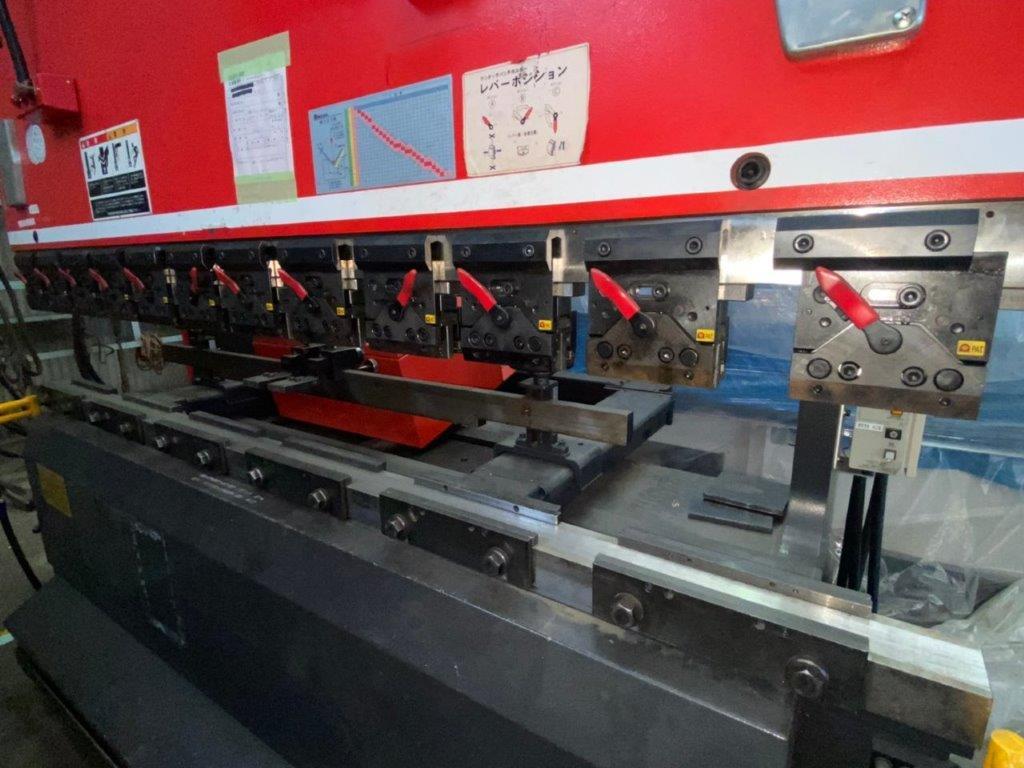 アマダ_RG-100S_2500mm油圧ベンダー