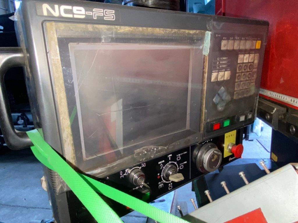 アマダ_FBD-1025FS_2500mm油圧ベンダー