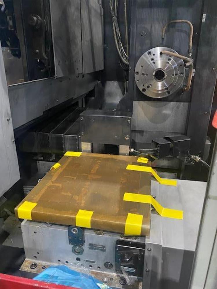 大阪機工_PM400III_横マシニング