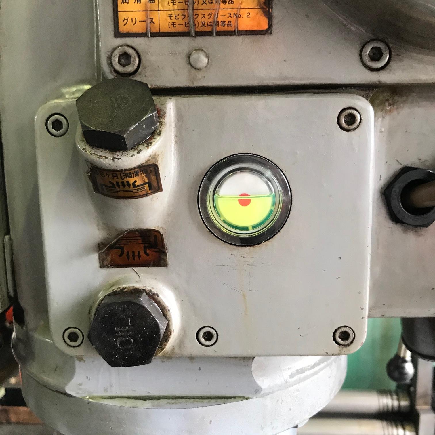 吉田鐵工所_YD2-55_40mm直立ボール盤