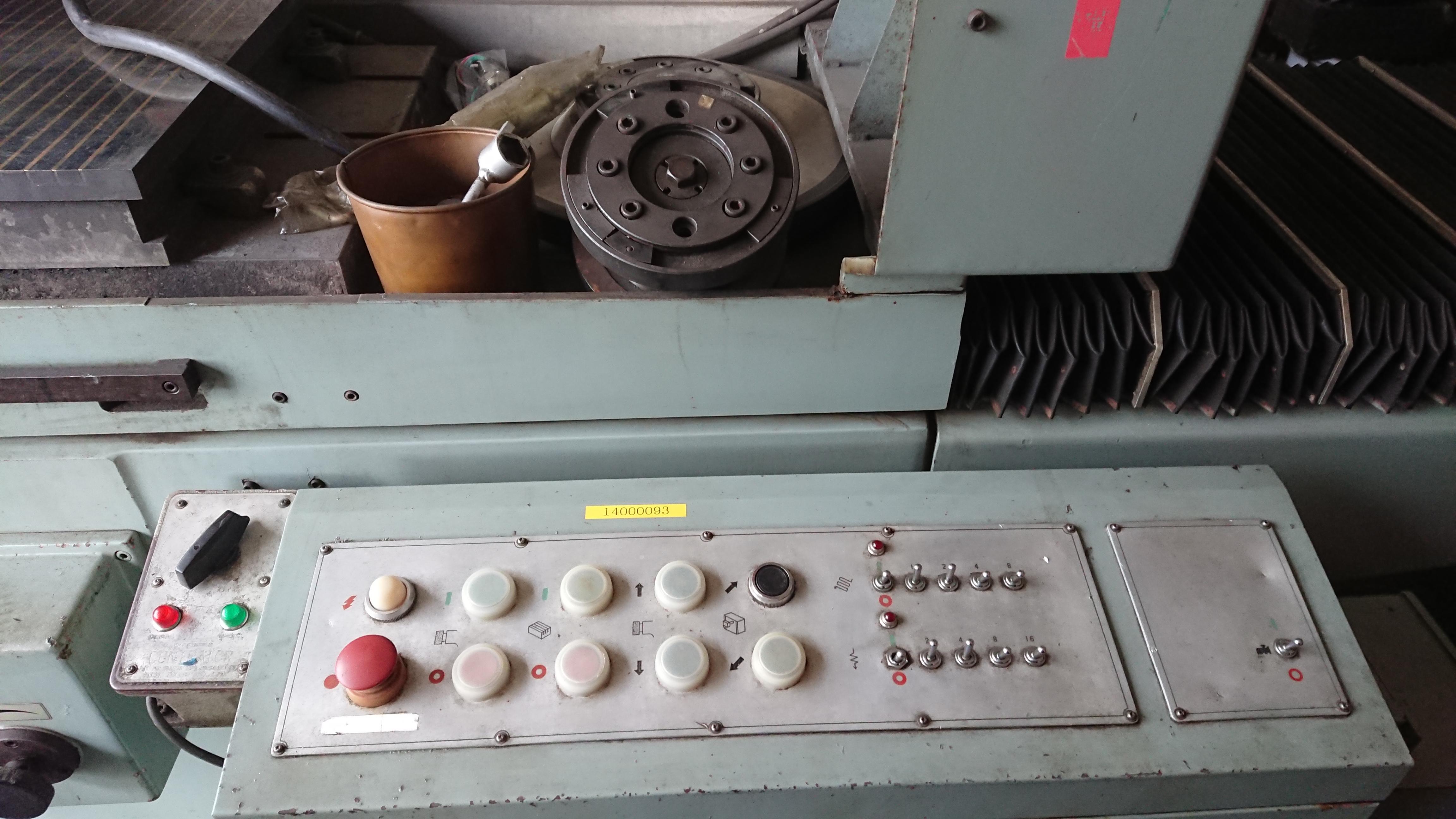 日立_GHL-B512_平面研削盤
