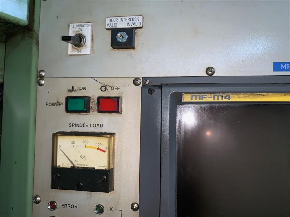 森精機製作所_MH-402_横マシニング