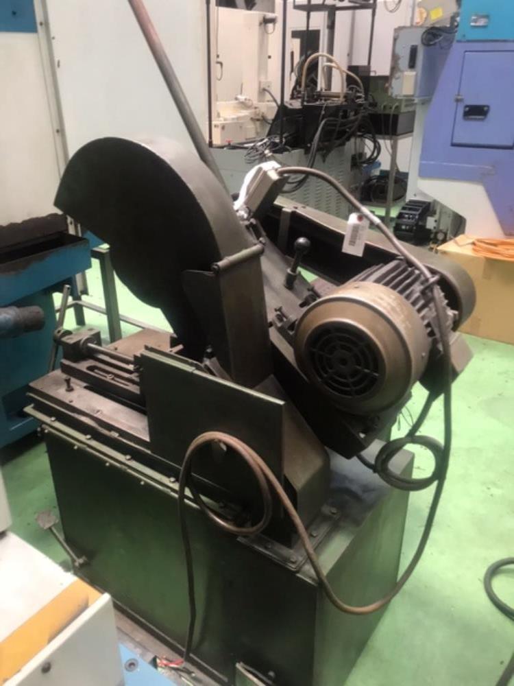 昭和_4S型_ファインカット・砥石切断機