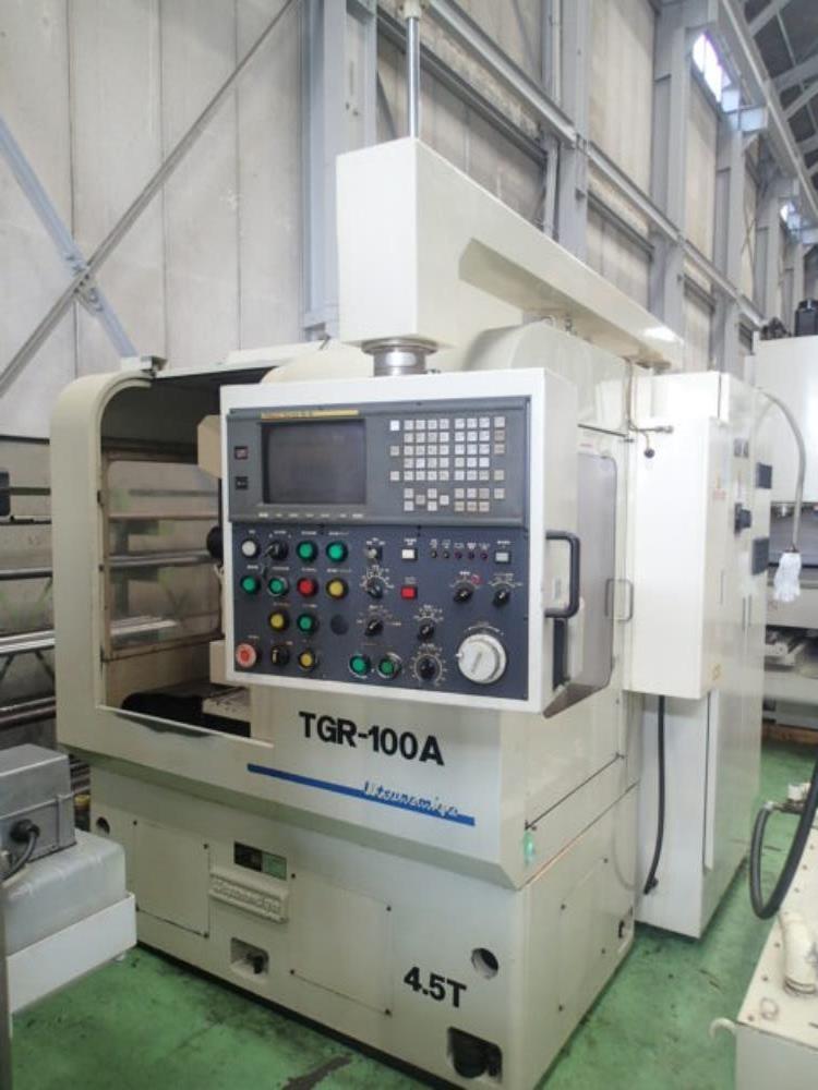 宇都宮製作所_TGR-100A_NC工具研削盤