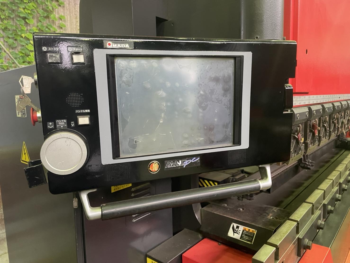 アマダ_FBDIII-1253NT_3000mm油圧ベンダー