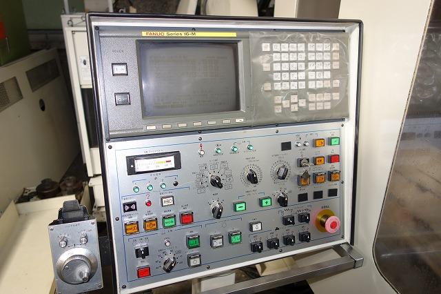 安田工業_YBM-850V2_立マシニング