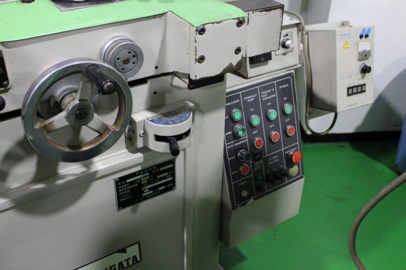 ニッコー_F-515HD-P_平面研削盤