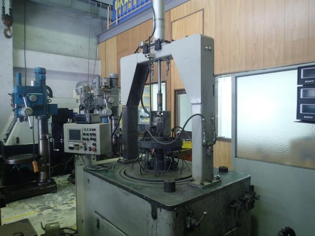 戸上工業_KT-9BLM5-T-S_ラップ盤