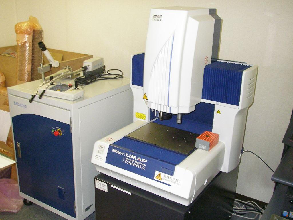 ミツトヨ_UMAP visionsystemhyper302_三次元測定器