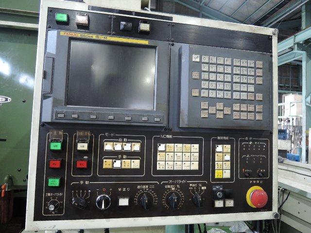 マキノ_MS5B-30_立型マシニングセンタ