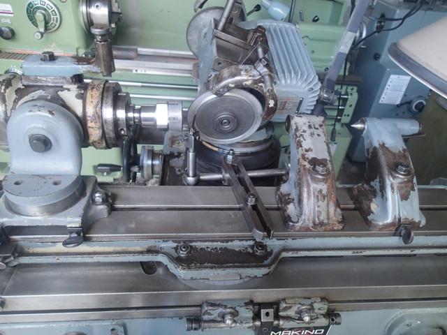 牧野フライス_C-40_工具研削盤