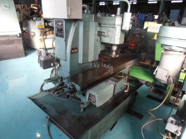 ブラザー_AM42-711_立型生産フライス盤