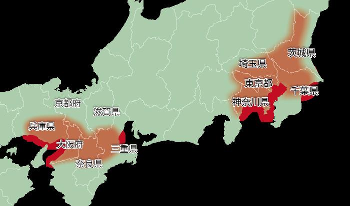 関西 関東 中古機械
